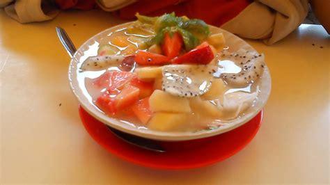 foto dan cara membuat es buah cara membuat es buah enak dan praktis resep masakan