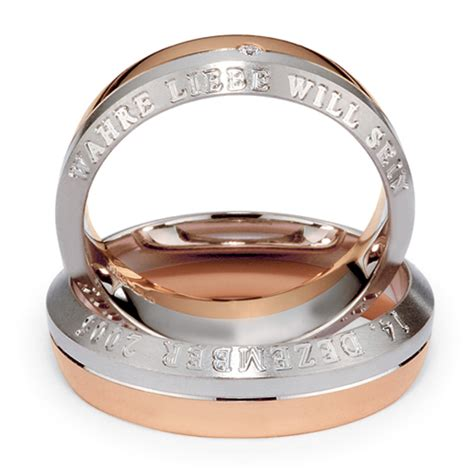 s inscribed platinum gold and band 269