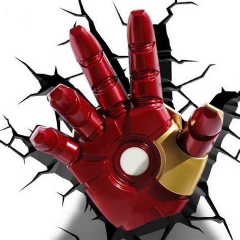 imagenes en 3d marvel 3d lightfx marvel iron man hand deco light toy garden