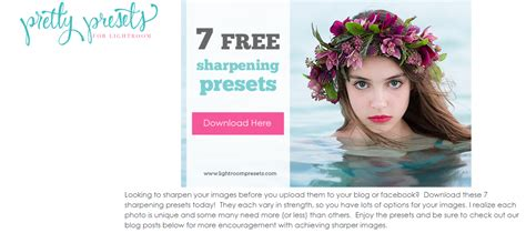 pretty presets workflow niki pike photography 10 free lightroom presets to