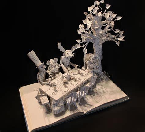 libro the sculptor hermosas fotos de libros desgastados hechas obras de arte