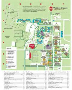 u of oregon map cus map cus safety