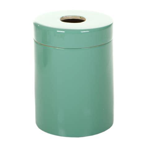 bathroom bins buy ekobo ringo glossy bathroom bin lagoon amara
