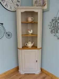 Abc Tv Kitchen Cabinet beautiful painted shabby chic pine corner unit storage