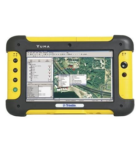 trimble rugged tablet trimble yuma 2 clx rugged tablet computer the barcode warehouse uk