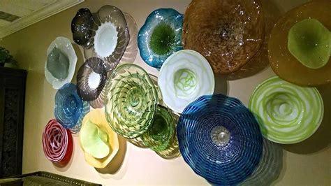 Decorative Glass Plate Wall