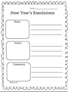 new year photo grid happy new year goal setting activity for students a