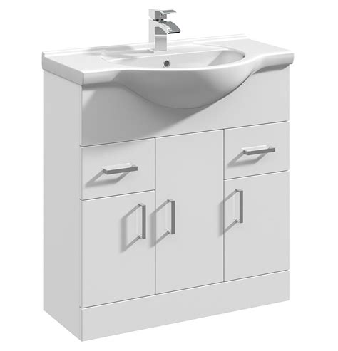 750mm Vanity Units For Bathroom Bathroom Furniture Units Bathroom Accessories From Serene Bathrooms