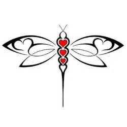 8 creative tribal dragonfly tattoos only tribal