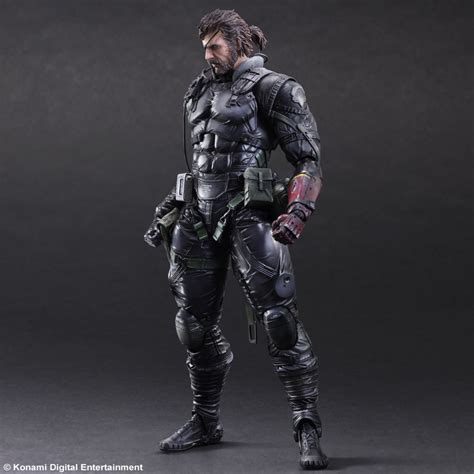 Play Arts Metal Gear Solid V The Phantom New Misb metal gear solid v the phantom play arts venom snake sn 415013 2 jpg npnp2s