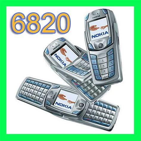 qwerty keyboard nokia phones original refurbished nokia 6820 cell phone unlocked gsm