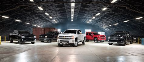 special edition chevy silverados explore the chevrolet silverado special editions