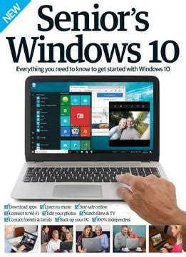 windows 10 step by step 2nd edition books senior s edition windows 10 2nd edition pdf