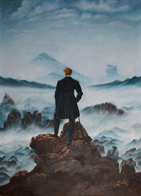 file caspar david friedrich wanderer above the sea of fog jpg wikimedia commons wanderer above the sea of fog by elisallysa on