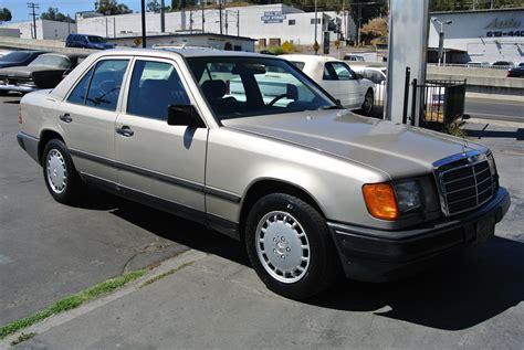 1987 mercedes 300d w124 turbo diesel turbodiesel 6