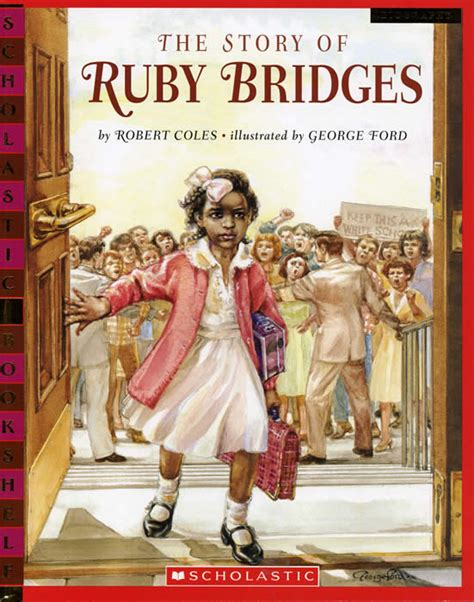 Books For Souls You Met Ruby Bridges