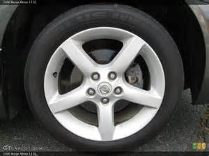 Tires For Nissan Altima 2006 Nissan Altima 3 5 Se Wheel And Tire Photo 78780212