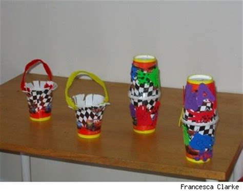 Craft Using Paper Cups - how to