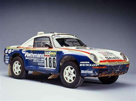 porsche 959 rally porsche 959
