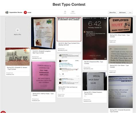 Sweepstakes On Twitter - best typo contest on twitter s r blog
