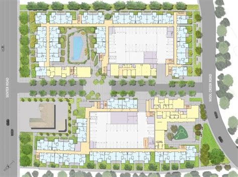 Low Country Floor Plans san jose california excellence in affordable housing