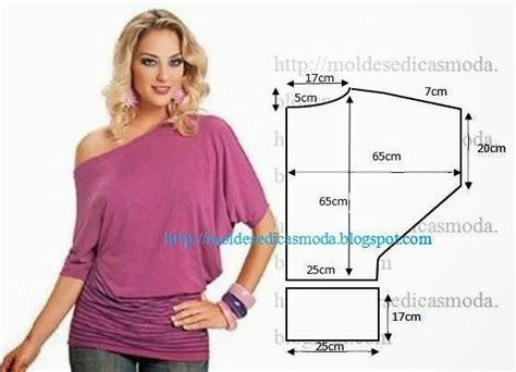 Olla Tunic Atasan Blouse batwing top sewing molds fashion idea patterns
