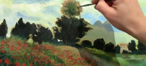 dipingere fiori a olio disegnare dipingere papaveri i consigli i tutorial