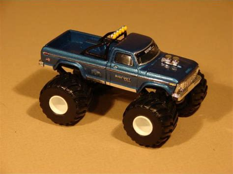 Best Bigfoot Monster Truck Toy Photos 2017 Blue Maize
