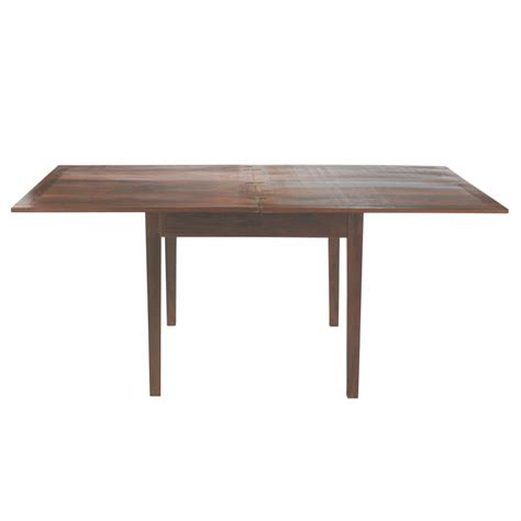 Extending Wooden Dining Table Wooden Extending Dining Table W 90cm Mysmallspace