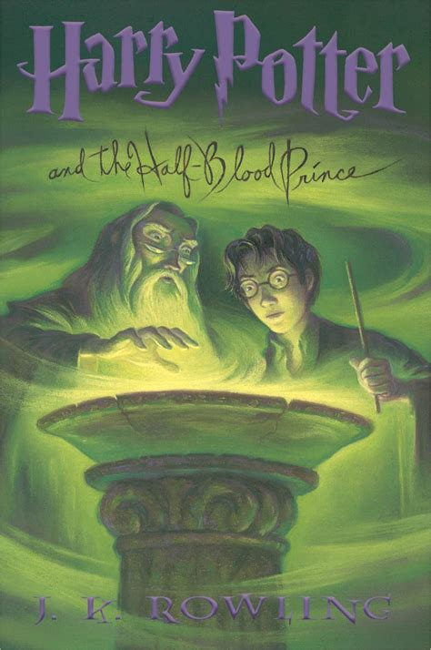 pictures of harry potter books book 6 harry potter and the half blood prince cover