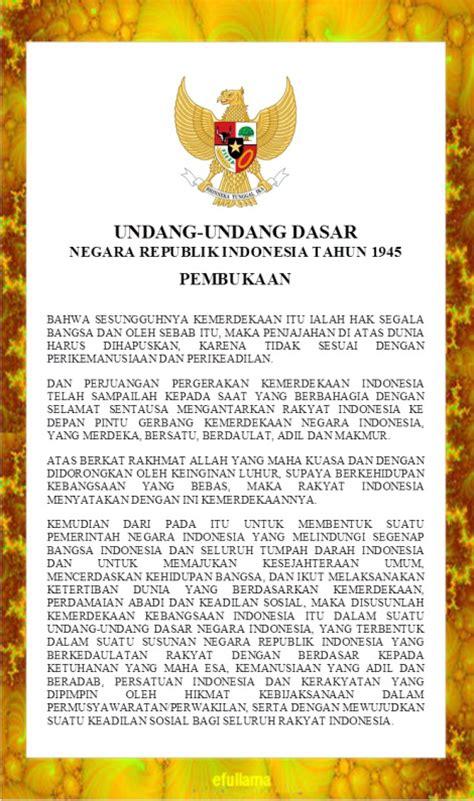 teks anekdot tentang membuat undang undang teks pembukaan uud 1945 sdn balewangi 01