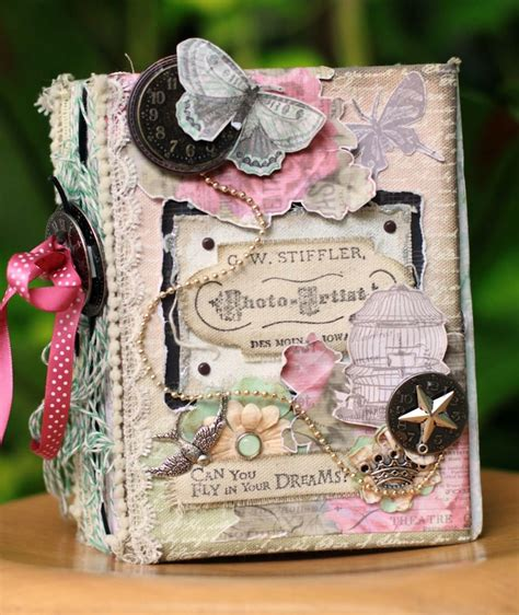 Handmade Diary Ideas - 1167 best handmade albums images on mini