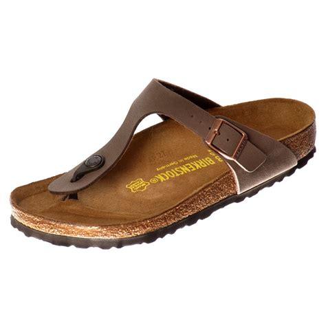 Sandal 12 Size 40 womens birkenstock classic gizeh birkoflor toe post