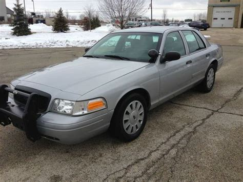 buy car manuals 2010 ford crown victoria on board diagnostic system find used 2010 ford crown victoria police interceptor sedan 4 door 4 6l in new lenox illinois