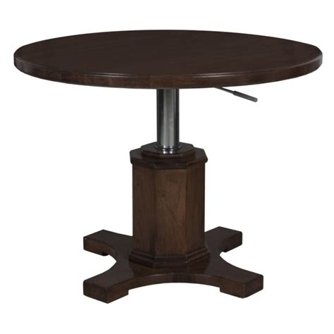 lorts 8623 occasional collection hi lo cocktail table