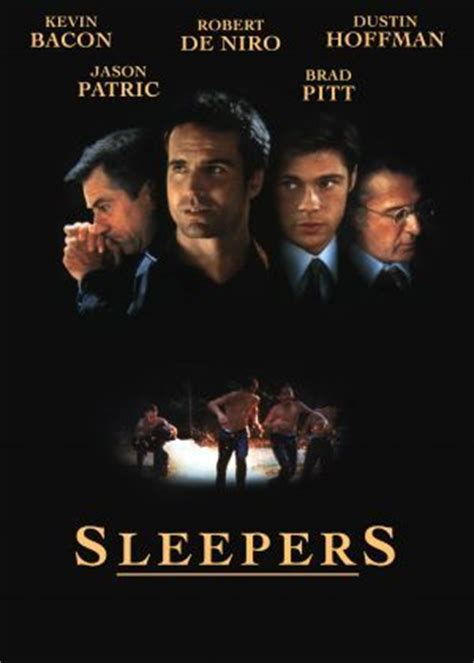 Kevin Bacon And Robert De Niro Sleepers 1996 Jason Patric And Kevin Bacon On