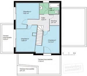 maison moderne et 233 conomique d 233 du plan de