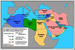 middle east map pre world war abril 2013 el imperio de des