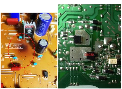 tv wont turn on capacitors are samsung tv wont turn on capacitor 28 images samsung lcd tv power supply repair capacitor