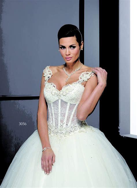 Custom Wedding Gowns by Custom Wedding Dresses Made To Measure By Darius Bridal
