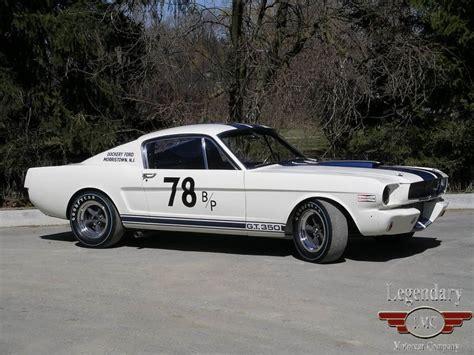 1965 shelby gt350 r model
