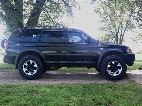 lifted mitsubishi montero lifted montero car interior design