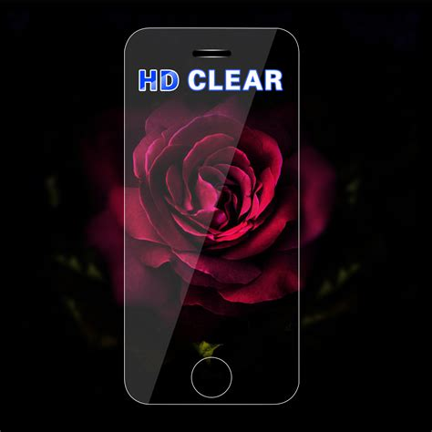 Tempered Glass 3d Iphone 5 5s Screen Protector Anti Gores 3d curved premium real screen protector tempered glass