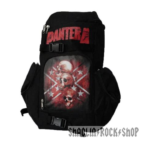 pantera mochila cowboys  hell shaolin rock shop
