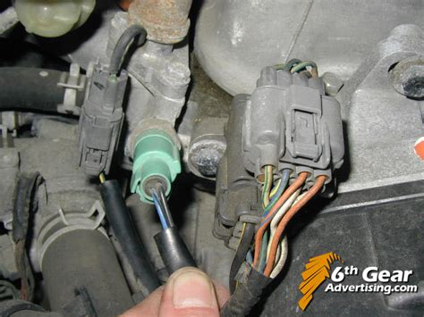 Wtb Vtec Pressue Switch With Wires Honda Tech