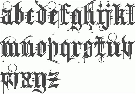 tattoo fonts generator old english calligraphy font cool graffiti