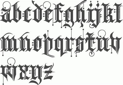 tattoo fonts generator old english calligraphy font cool graffiti