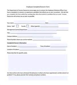 employee coaching form template sle employee form 11 documents in pdf