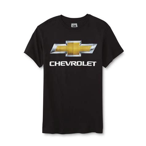 chevrolet t shirts chevrolet s graphic t shirt chevrolet logo kmart