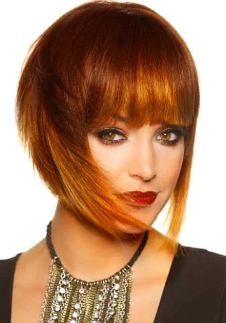 copper and brown sort hair styles 20 stylish colors for short hair brown hair colors